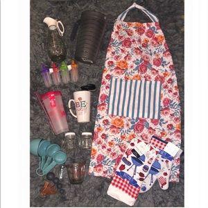 Kitchen accessories lot